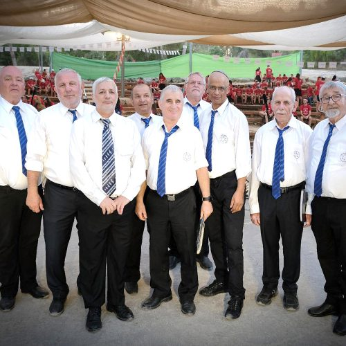 Bereaved Fathers Choir